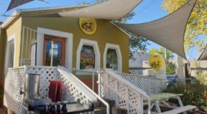 For The Most Unusual Waffle Creations In New Mexico, You Must Visit Tia B's La Waffleria