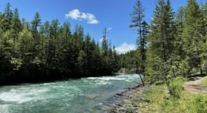 Montana's Johns Lake Loop Trail Leads To A Magnificent Hidden Oasis