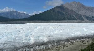 Climb On Top Of Root Glacier In Wrangell – St Elias National Park For A Hike You Won't Want To Miss