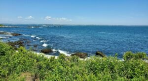 Rhode Island's Sachuest Point National Wildlife Refuge Trail Leads To A Magnificent Hidden Oasis
