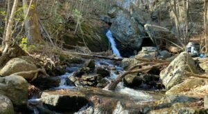 Explore Five Miles Of Unparalleled Views Of Waterfalls On The Scenic Hazel Falls And Caves Trail In Virginia