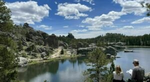 Take An Easy Loop Trail Past Some Of The Prettiest Scenery In South Dakota On Sunday Gulch Trail