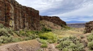 Explore Beautiful And Rugged Eastern Washington Terrain On The Frenchman Coulee Trail