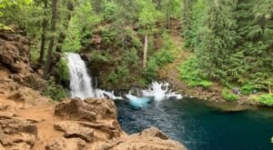 Cool Off This Summer With A Visit To These 7 Oregon Waterfalls