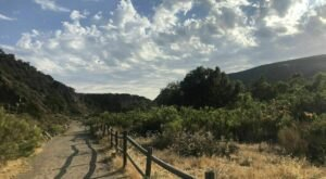 An Easy But Gorgeous Hike, Visitor Center Loop Trail Leads To A Little-Known River In Southern California