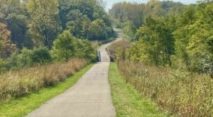 Few People Know A Race Track Once Occupied The Land Of This Forest Preserve In Illinois