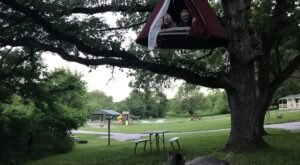 Stay Overnight At This Spectacularly Unconventional Treehouse In Iowa