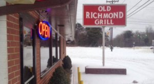The Food At Old Richmond Grill In North Carolina Is Nothing Fancy But So Worth The Drive