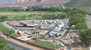 This Resort RV Park In Utah Was Recently Named One Of The Most Beautiful In The Country
