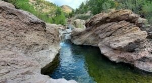 Take This Difficult 10.9-Mile Hike To Beautiful And Remote Hot Springs In New Mexico