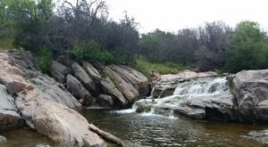 Hike Less Than 1.5 Miles To This Spectacular Waterfall In Texas