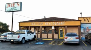 Take Your Taste Buds On A Tour Of Italy Without Leaving Texas At Joe's Italian Restaurant