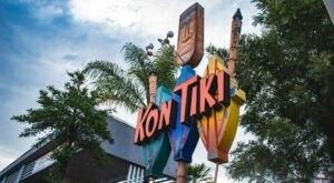 Escape To An Island Paradise At Arizona's Kon Tiki, One Of The Oldest Tiki Bars In The U.S.