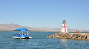 The Lighthouse Boat Tour In Arizona That Offers Unforgettable Views