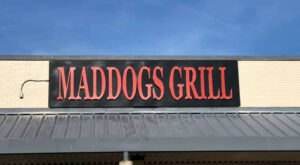 Enjoy Specialty Hot Dogs, Burgers, Wings, And More At Maddogs Grill In Alabama