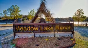 Nothing Says Summer Like A Staycation Getaway At Meadow Lake Ranch In Oklahoma