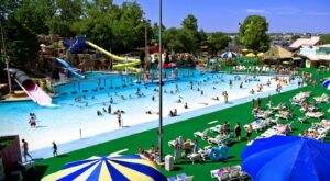 Spend Your Summer Under The Sun At Hurricane Harbor, Oklahoma's Largest Water Park