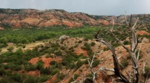 Palo Duro Canyon Is The Single Best State Park In Texas And It's Just Waiting To Be Explored