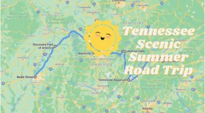 Drive To 7 Incredible Summer Spots Throughout Tennessee On This Scenic Weekend Road Trip