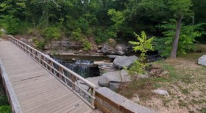 Pinion Creek Falls Is A Fairytale Trail To Discover In Arkansas