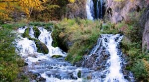 Cool Off This Summer With A Visit To These 6 South Dakota Waterfalls