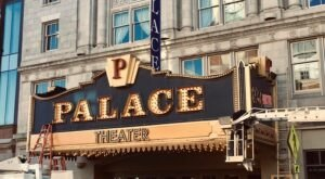 Celebrate The Return Of Broadway Shows Or Take A Tour Of The Renaissance Revival Palace Theatre In Connecticut