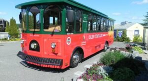See The Best Of Acadia National Park In Maine On This But Exciting Leisurely Trolley Ride