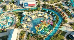 One Of Texas' Coolest Aqua Parks, Typhoon Texas Will Make You Feel Like A Kid Again