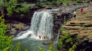 Cool Off This Summer With A Visit To These 7 Alabama Waterfalls