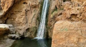 Hike Less Than Half A Mile To This Spectacular Waterfall Swimming Hole In New Mexico