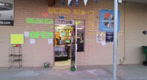 All The Best Music Of Yesteryear Lives On At Weird Kid Records In Arizona
