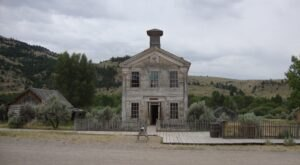 Bannack State Park Might Just Be The Most Haunted Park In Montana