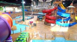 One Of Massachusetts' Coolest Aqua Parks, Great Wolf Lodge Will Make You Feel Like A Kid Again