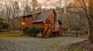 This River Cabin Resort In Georgia Is The Ultimate Spot For A Getaway
