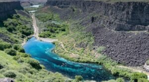 6 Places In Idaho That Are Like A Caribbean Paradise In The Summer