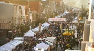 Plan A Day Out At Bloomfield Little Italy Days In Pittsburgh, The Largest Heritage Festival In The City