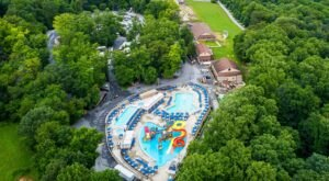 Jellystone Park Camp-Resort May Just Be The Disneyland Of Pennsylvania Campgrounds