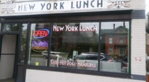 Let Your Taste Buds Whisk You Straight To The Big Apple At New York Lunch East Avenue In Pennsylvania