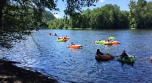 Twin Rivers Tubing In Pennsylvania Is Officially Open And Here's What You Need To Know