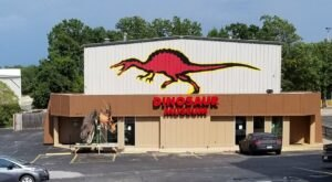 You Have To Visit This Incredible Dinosaur Forest In Missouri