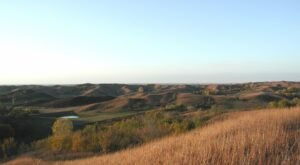 A 3,000 Acre Grassland, Broken Kettle Preserve Is The Largest Continuous Prairie In Iowa