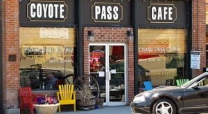 Hiding In The Mountains, Coyote Pass Cafe In Washington Is The Epitome Of Small Town Charm