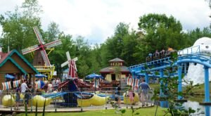 Perfect For A Summer Day, Story Land Theme Park Is A Must-Visit For Families In New Hampshire