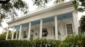 For Just $99 A Night, You Can Stay In A Historic (Maybe Haunted) Home At Magnolia Mansion In New Orleans