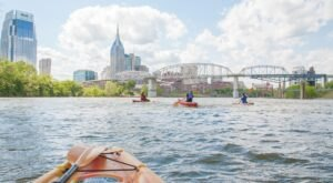 See Tennessee From The Water When You Rent A Kayak From River Queen Voyages