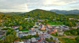 The Small Georgia Town Of Blairsville Has More Outdoor Attractions Than Any Other Place In The State