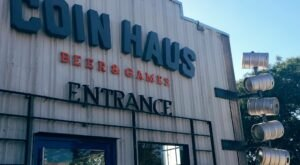 Travel Back To The '80s At Coin Haus, A Beer-Themed Adult Arcade In Southern California