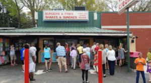 This Sugary-Sweet Ice Cream Shop In Mississippi Serves Enormous Portions You'll Love