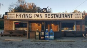 The Southern Diner In Maryland Where You'll Find All Sorts Of Fried Eats