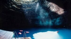 This Secluded Geothermal Hot Spring In Utah Might Just Be Your New Favorite Swimming Spot
